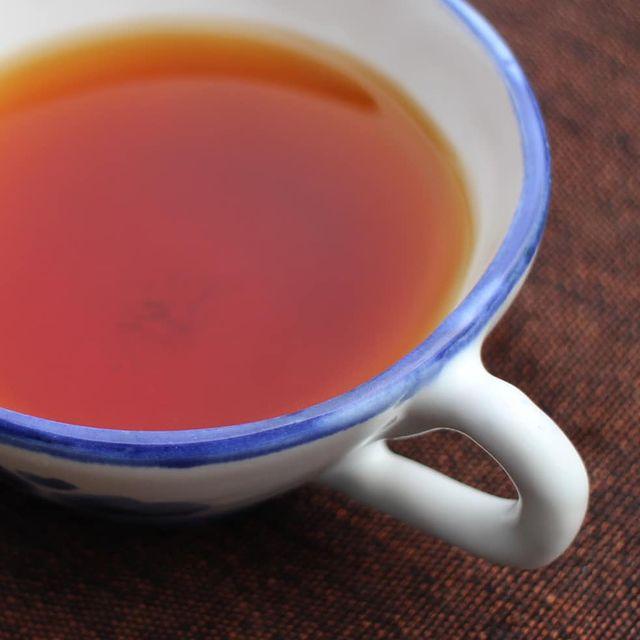 取り寄せの品⑦ 小田原 如春園の農薬不使用のこゆるぎ紅茶