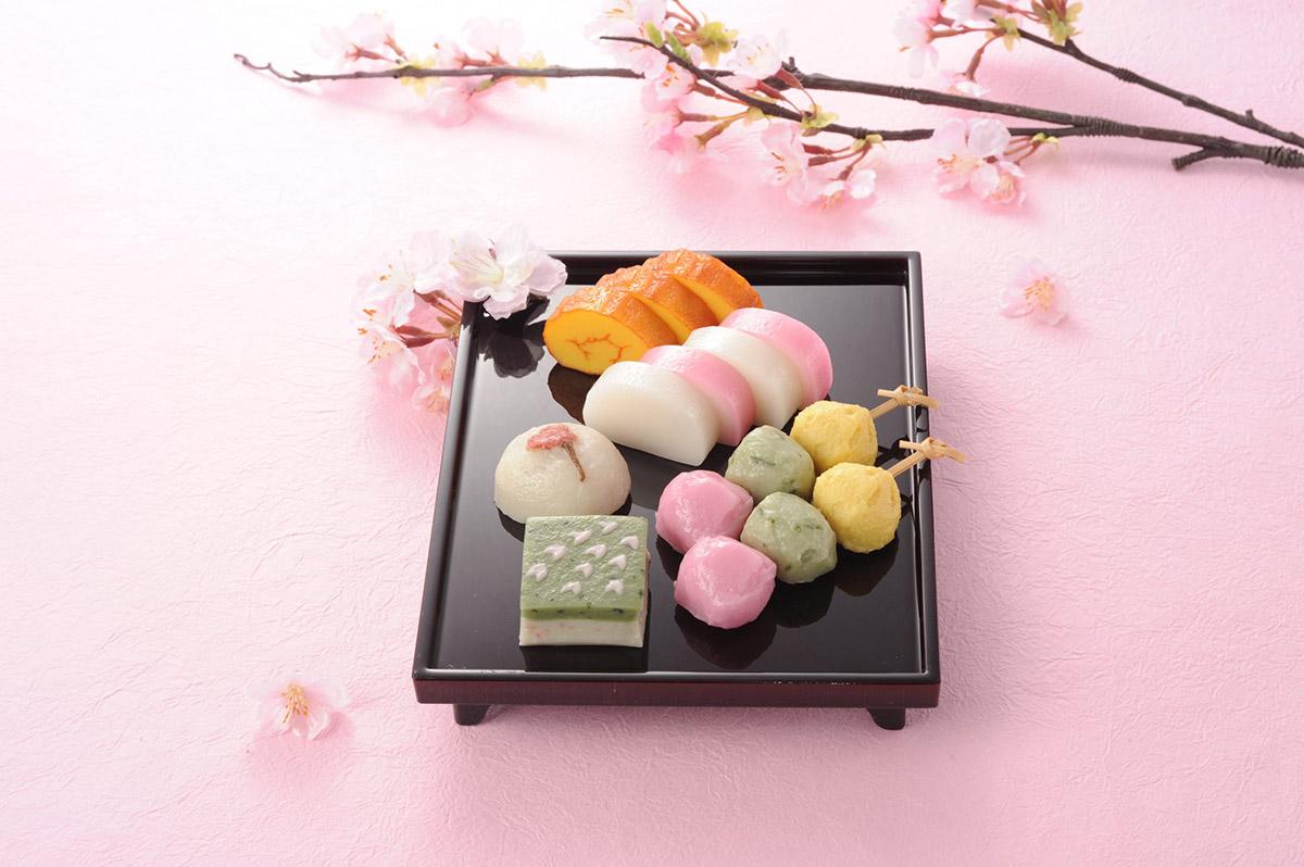 ご入学祝いや引っ越し祝いに、春を感じる贈り物「歳時記 お花見」