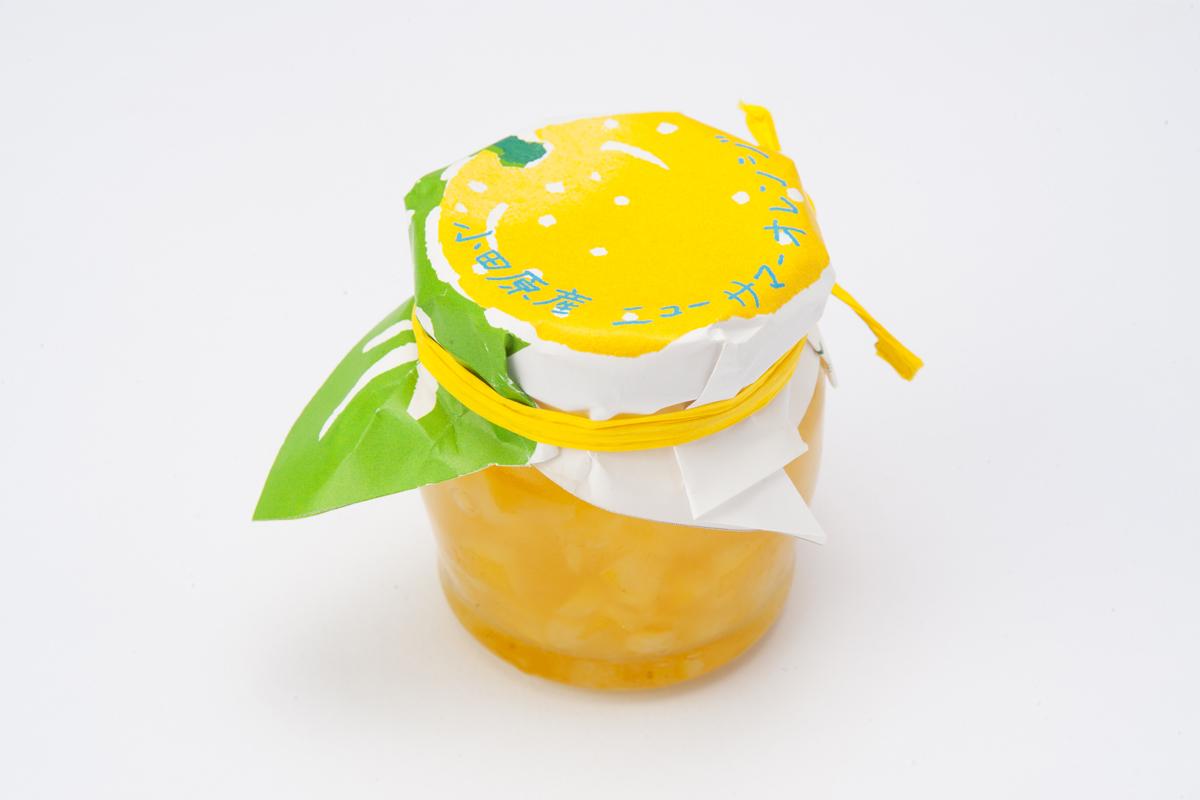 「旬のジャム ニューサマーオレンジ」汐風の果樹園  5月限定