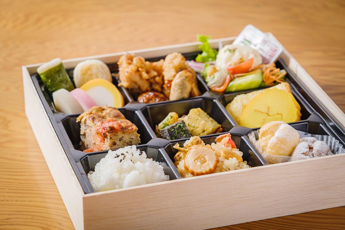 小田原・箱根の地元食材を使用したバイキング料理を楽しもう!「おうちでえれんなごっそ」