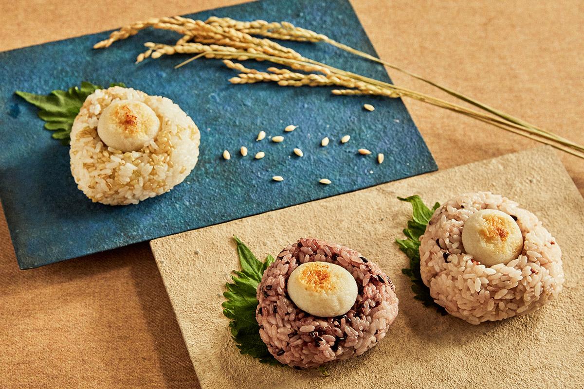 黒米、緑米、六穀米。好みの雑穀はどれでしょう?